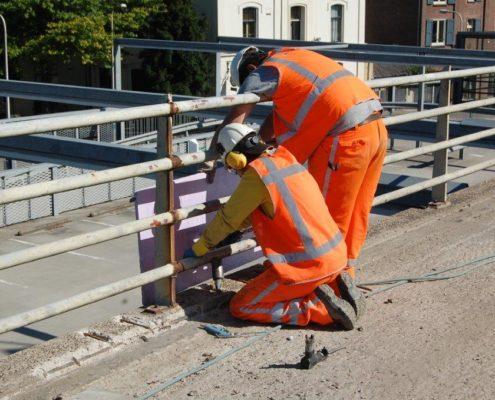 Betonreparatie door beton specialisten